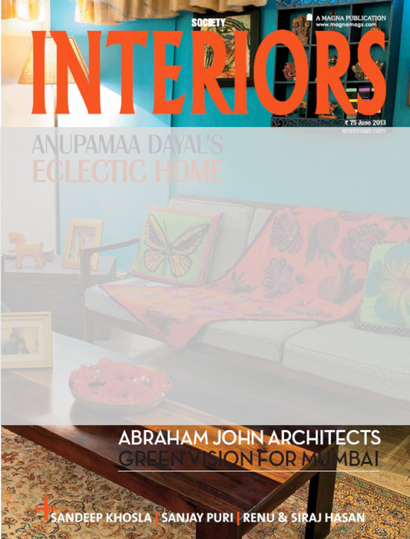 Society Interiors , June 2013.