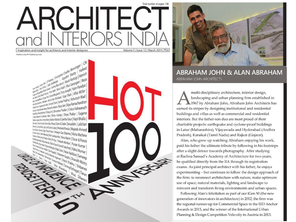"""Our HOT 100 list is our way of acknowledging the people whose genius and hard work provides grist to our mill""   - Editor"