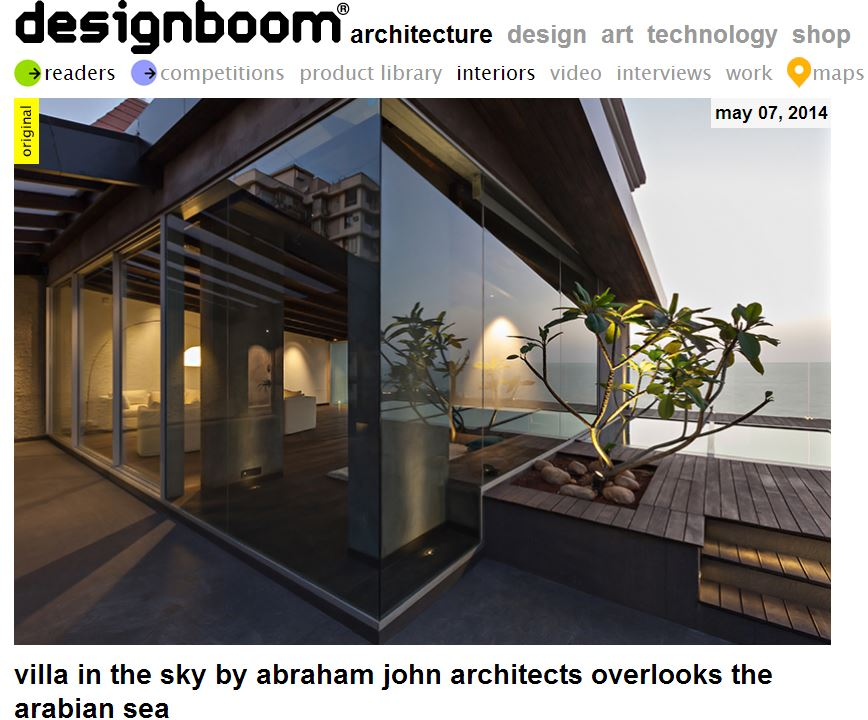 Designboom , 7 May 2014