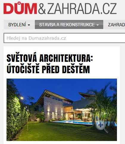 Dum & Zahrada, 10 Feb, 2014