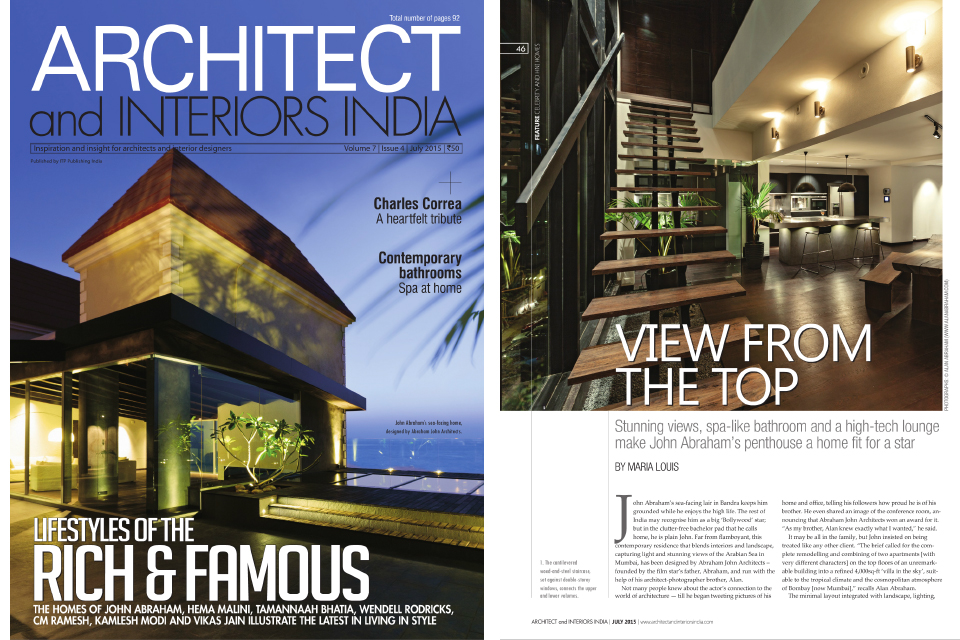 Architect and Interiors India_July 2015.jpg