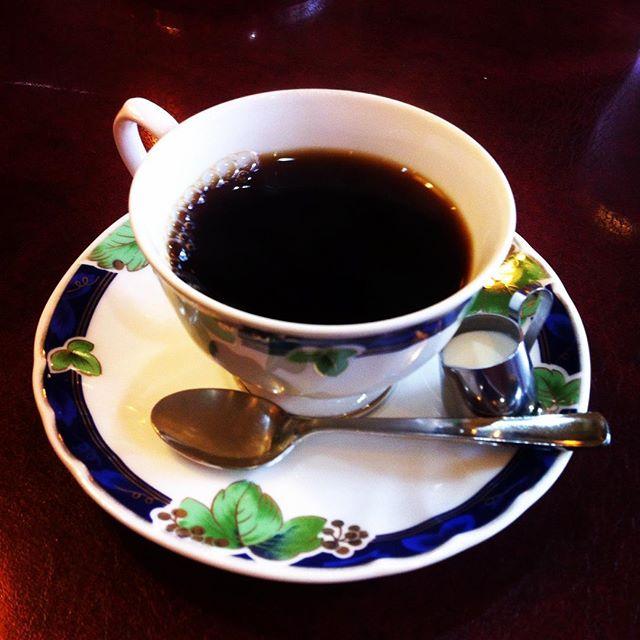 Morning coffee #kyoto