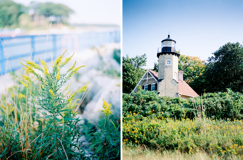 White River Lighthouse, White Hall MI Photography by Naomi Karth, www.thekarths.com