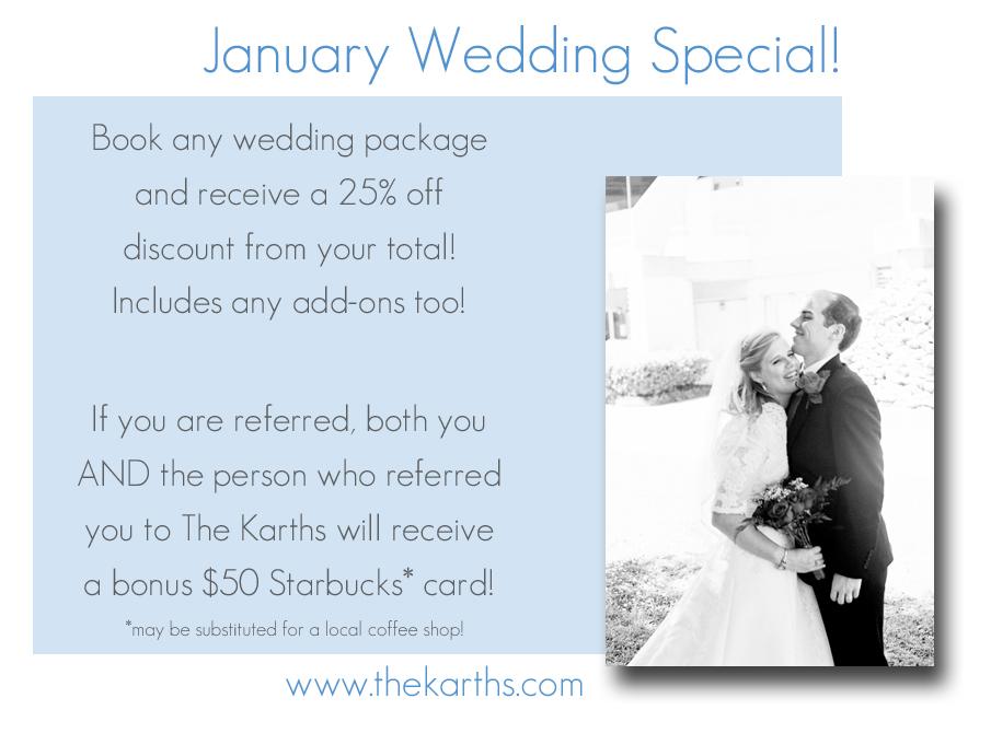 Warsaw IN Wedding Photographers- The Karths- www.thekarths.com Jan 2014 promo!