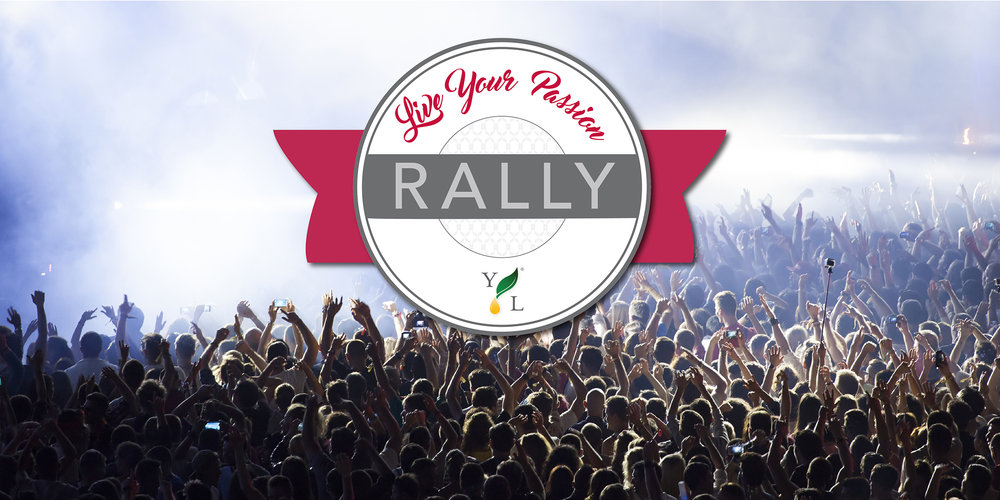 Join us for the Live Your Passion YL Rally in Warsaw Indiana!