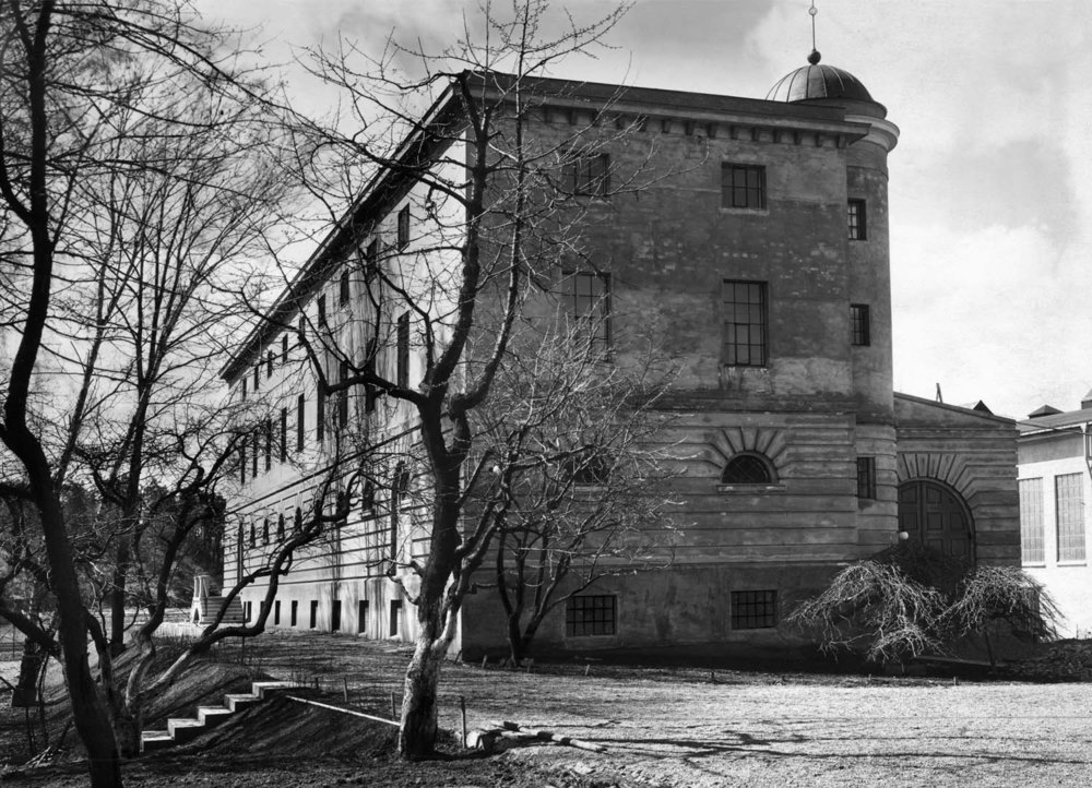Skøyen Trafostasjon 1922 © Norske Folkemuseum