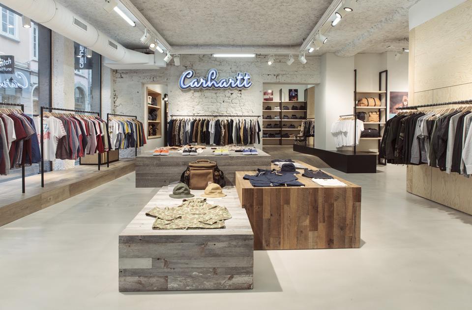 Carhartt WIP Store Openings — Blender Agency