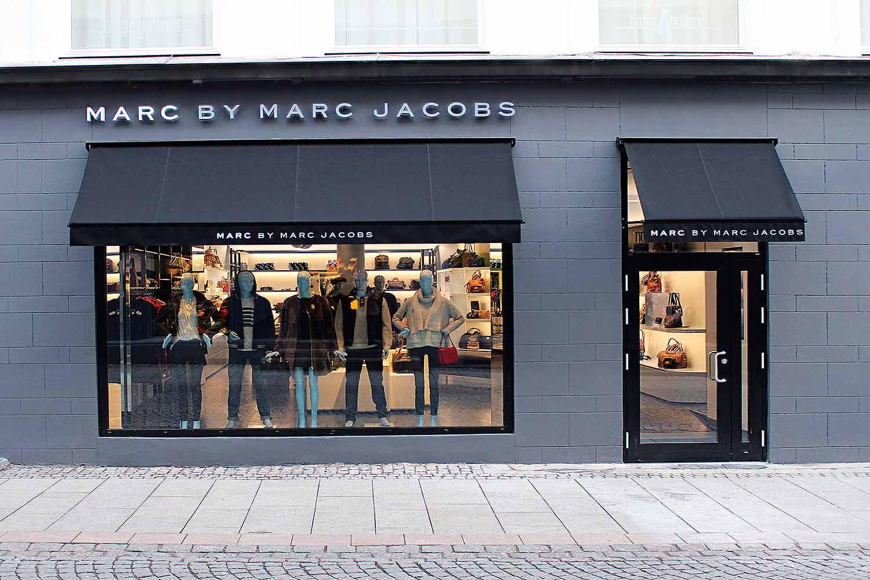 marc by marc jacobs butikk oslo