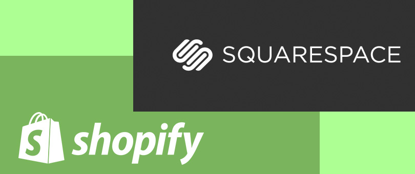 Shopify vs Squarespace