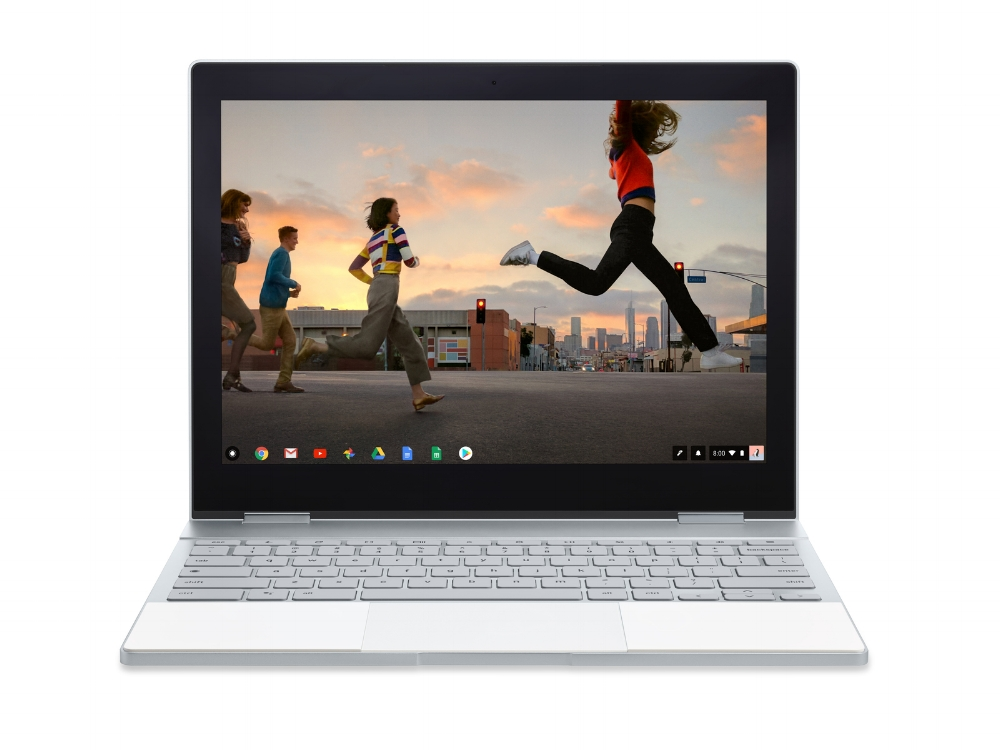Google's Chromebook: the Pixelbook