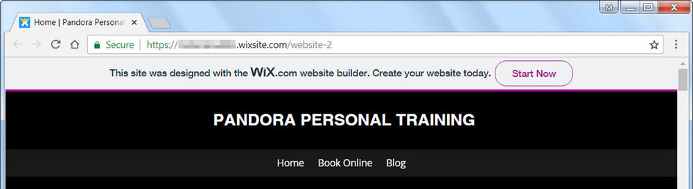 Wix's free plan represents a good way to try the platform's features out — so long as you can live with very prominent advertising…