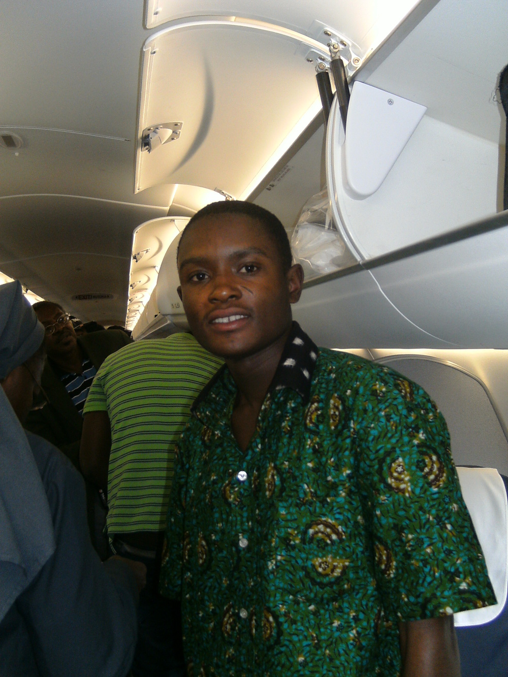 Eric Mbotiji