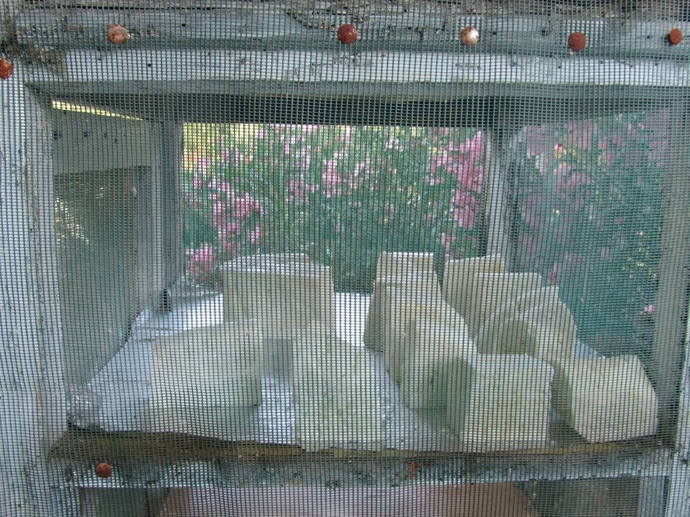 Ricotta drying