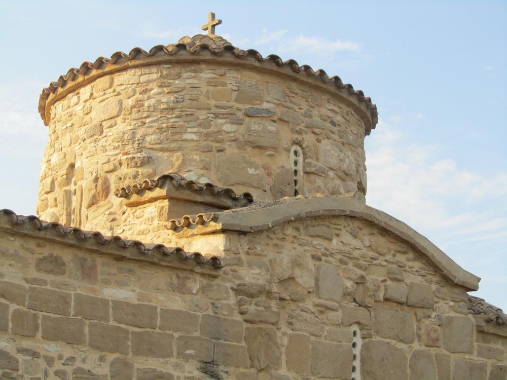 Ancient chapel
