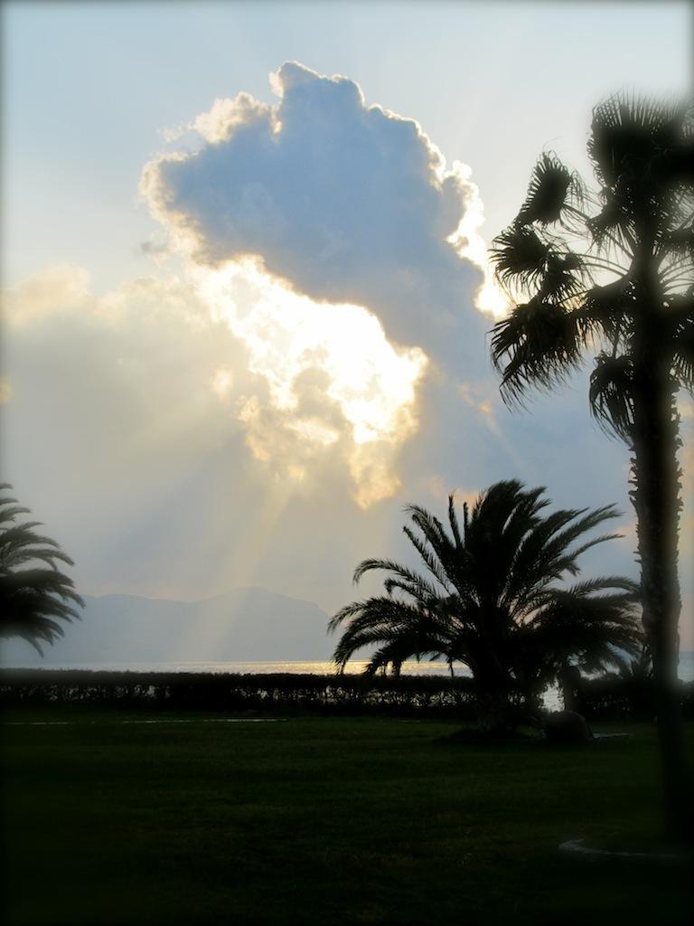 Sunset at Natura Beach
