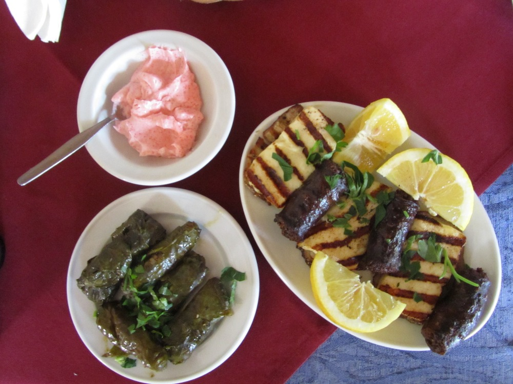 Cypriot fare