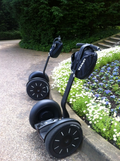 Segways parked 1.JPG