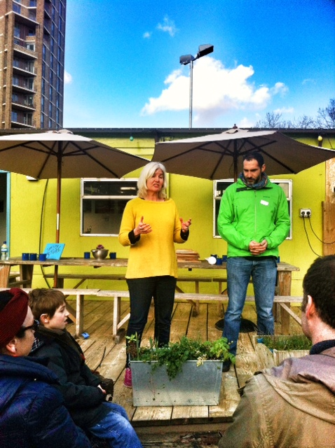 Jane Riddiford, Global Generation and Andres Roberts, Way of Nature