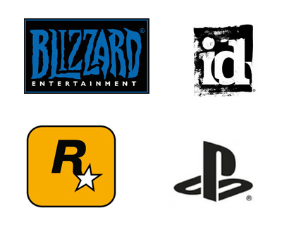 Studios in the game industry can be found at sites like  gamedevmap.com.