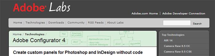 Adobe Configurator 4 - It's free!