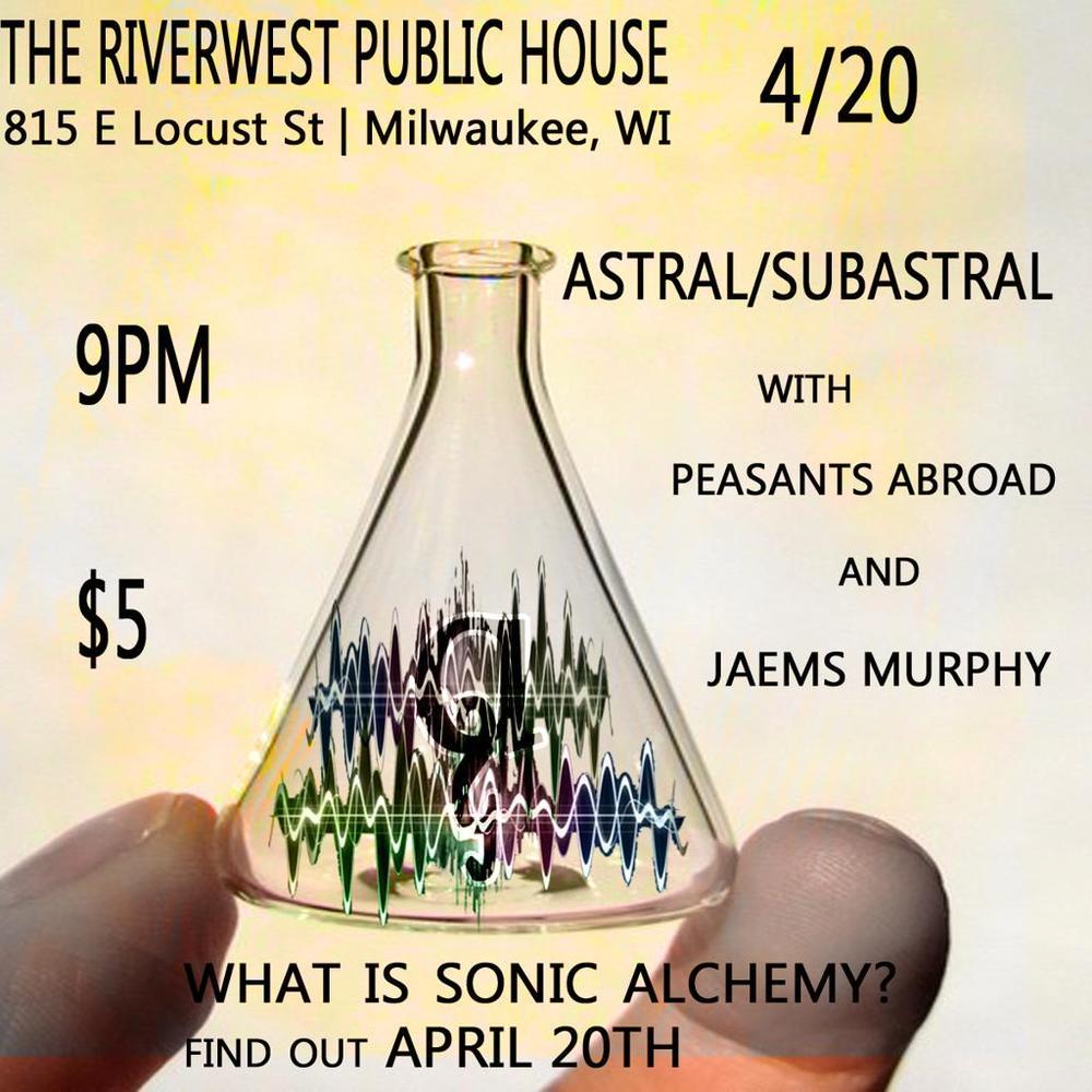 Riverwest Public House 4/20