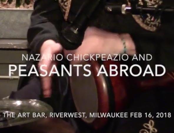 Art Bar in Riverwest, Milwaukee 2018