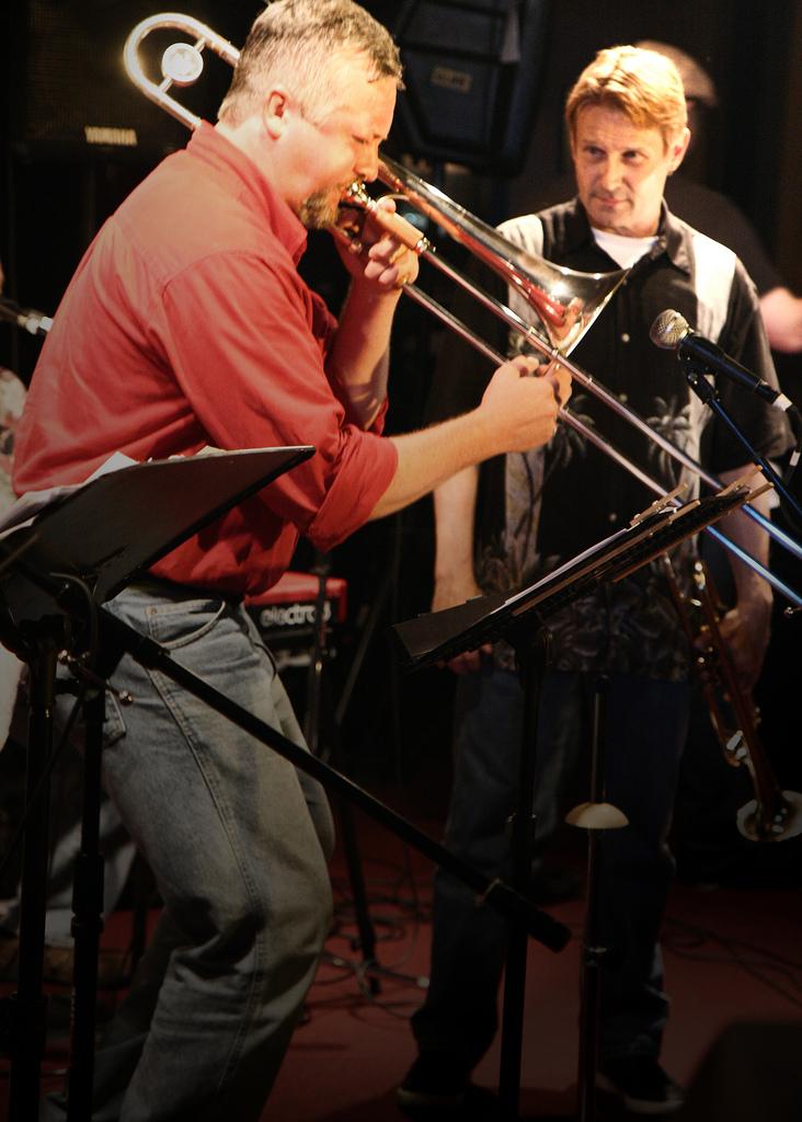 Tom - Trombone & Haiku's