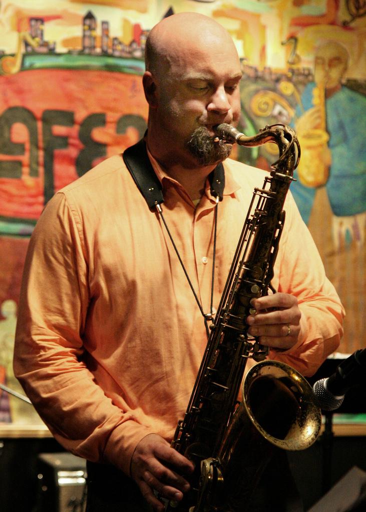 John - Tenor Saxophone