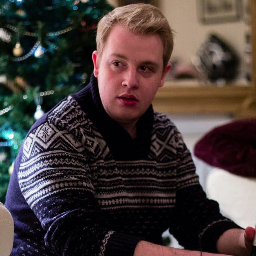 Phillip Seymour Hoffman loved his new Xmas jumper
