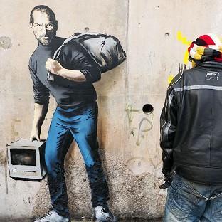Street art in France!