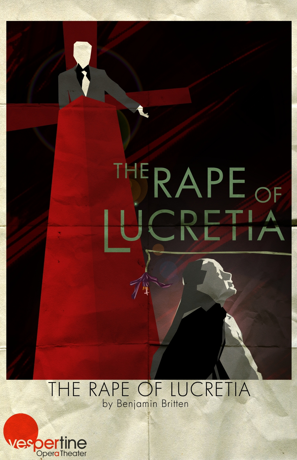 The Rape of Lucretia $29.50