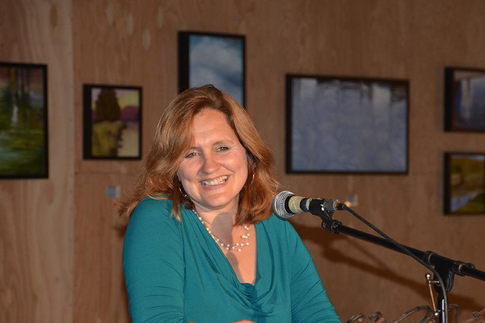 Catamaran Founding Editor Catherine Segurson