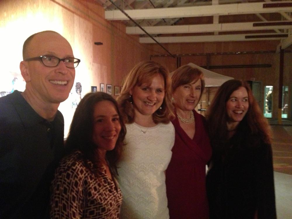 Dan White, Sharon Nash, Catherine Segurson, Candace Calsoyas, Elizabeth McKenzie
