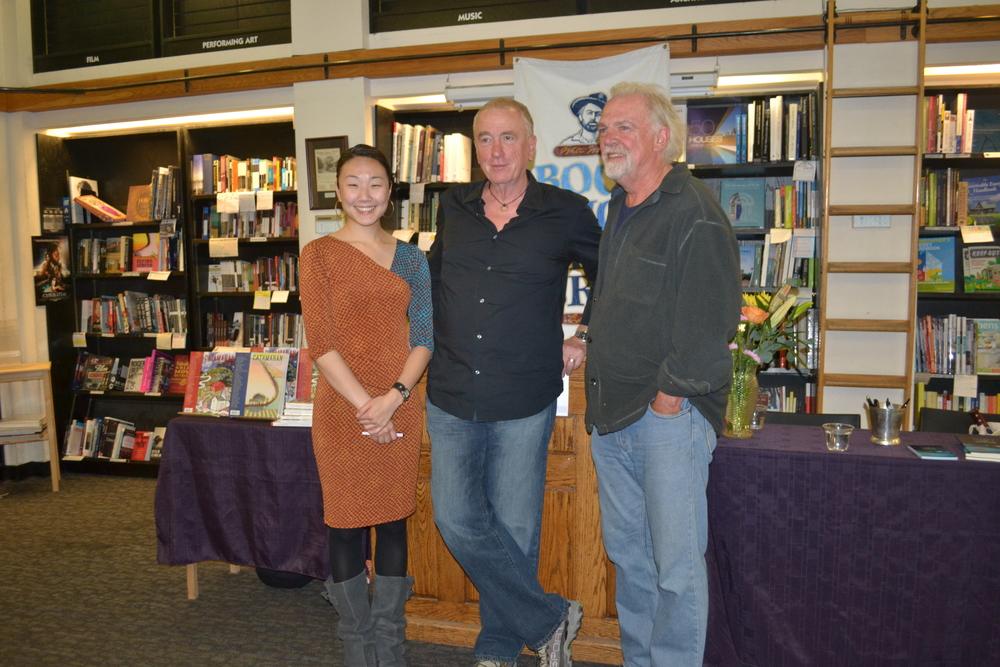 Contributors Brynn Saito, Paul Skenazy, Chuck Rosenthal