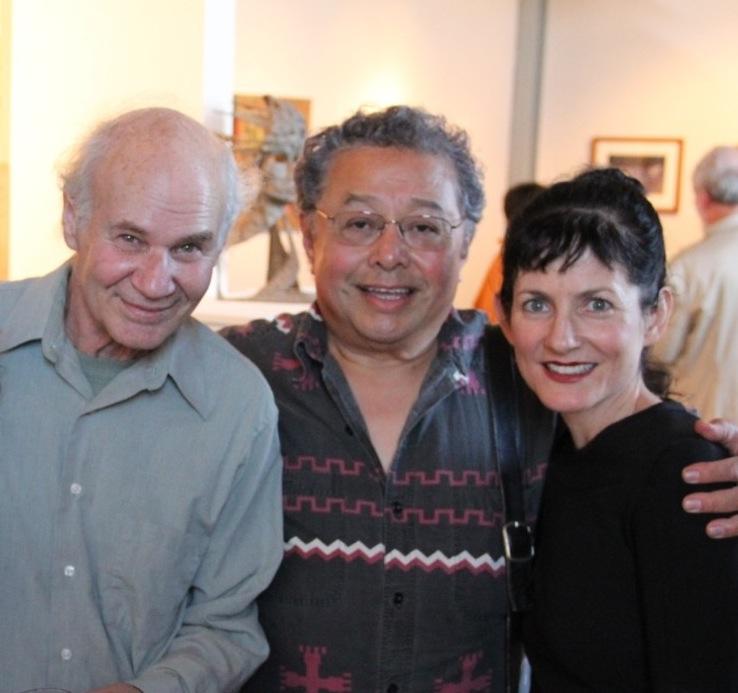 Contributors Richard Silberg, Alfredo Vea, Vanessa Blumberg