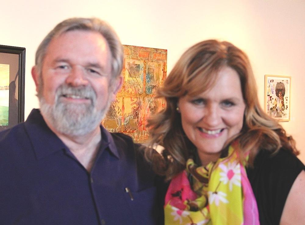 Advisory Board member Jory Post, Catherine Segurson