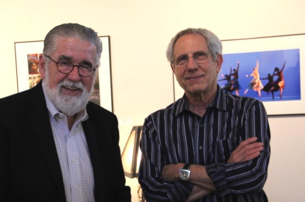 Neal Coonerty, photographer Joe Ravetz
