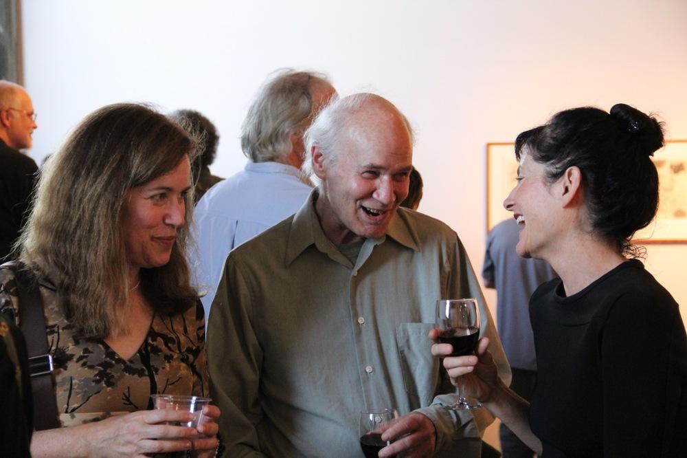 Elizabeth McKenzie, Richard Silberg, Vanessa Blumberg