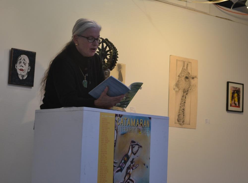 poet Zara Raab