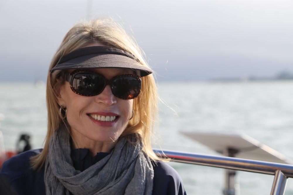 Catamaran Board member Jane Sieberts
