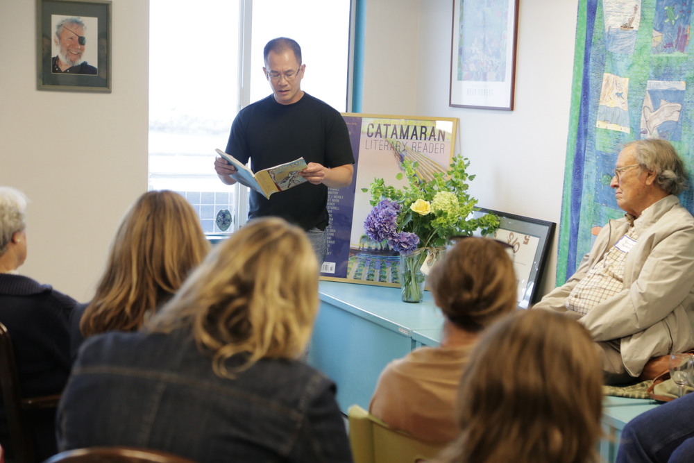 Andrew Pham Reading from the summer issue