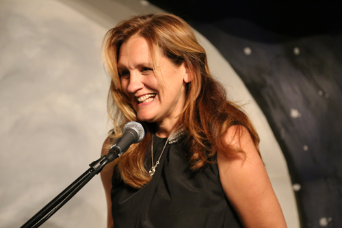 Catamaran  Founding Editor Catherine Segurson.
