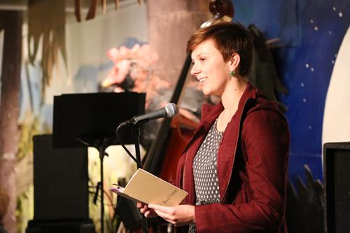 Poet Alyssa Young