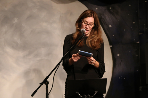 Catamaran  Managing Editor and Fiction Editor Elizabeth McKenzie