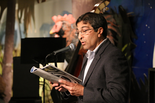 Author Steven Gutierrez