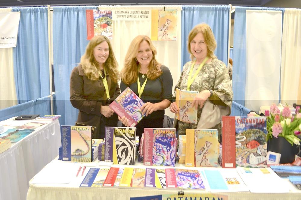 Elizabeth McKenzie, Catherine Segurson, Candace Calsoyas