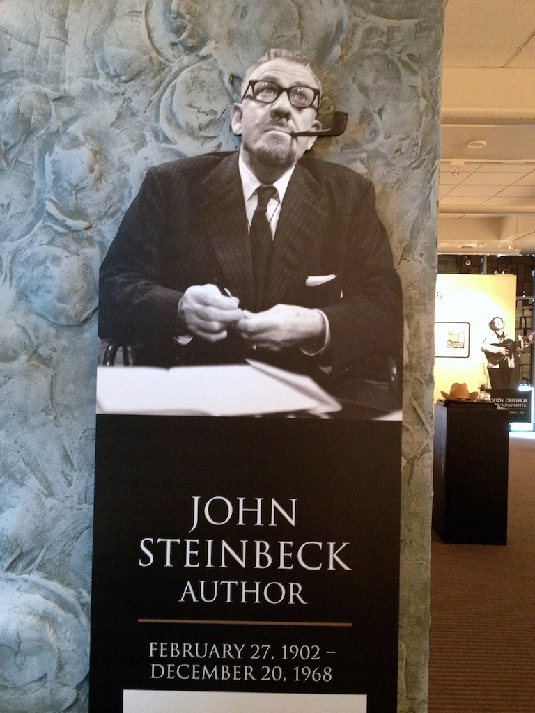 66 Years of John Steinbeck