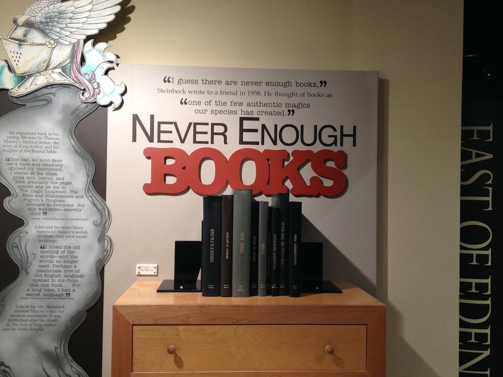 Enough Books?