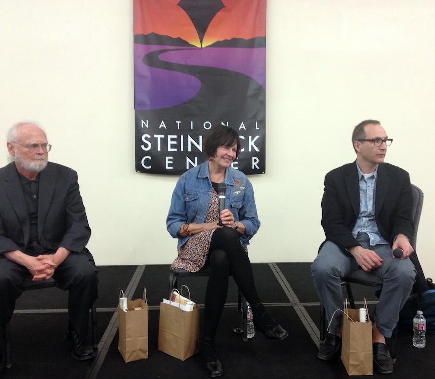 Stephen Railton, Susan Shillinglaw and Rick Wartzman