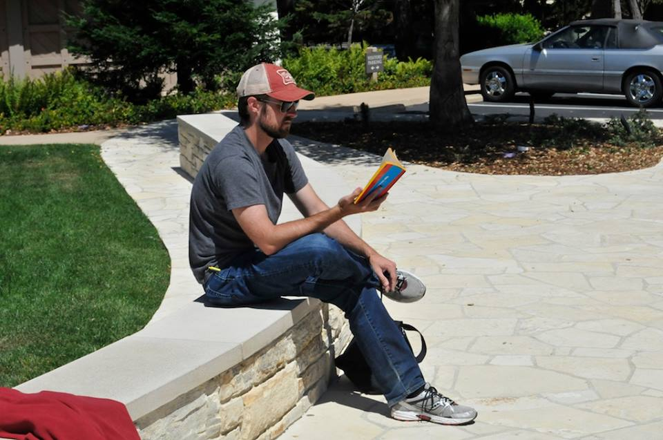 Dan Perry Enjoys Literature and Sunshine